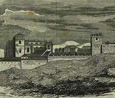 El Palacio de los Churruchaos en Pontevedra