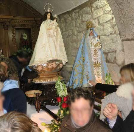La Virgen del Baúl de Ponte Caldelas