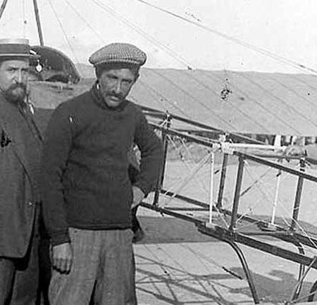 El Aviador Piñeiro