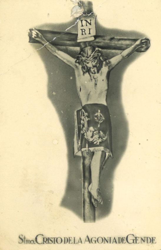 O Cristo de Xende