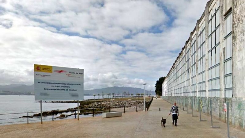 La Fábrica de Massó en Cangas