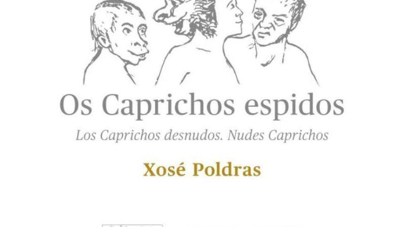 'Os caprichos espidos', de Xosé Poldras, a nova exposición da Sala Valente. Ourense