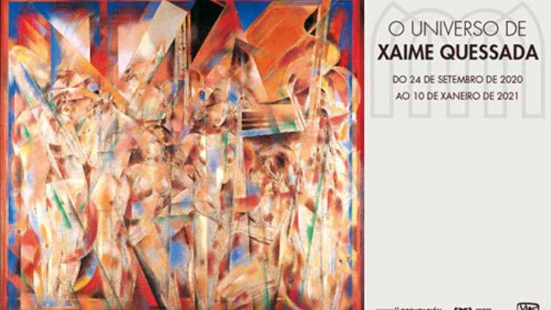 O universo de Xaime Quessada. Exposición. Museo de Pontevedra