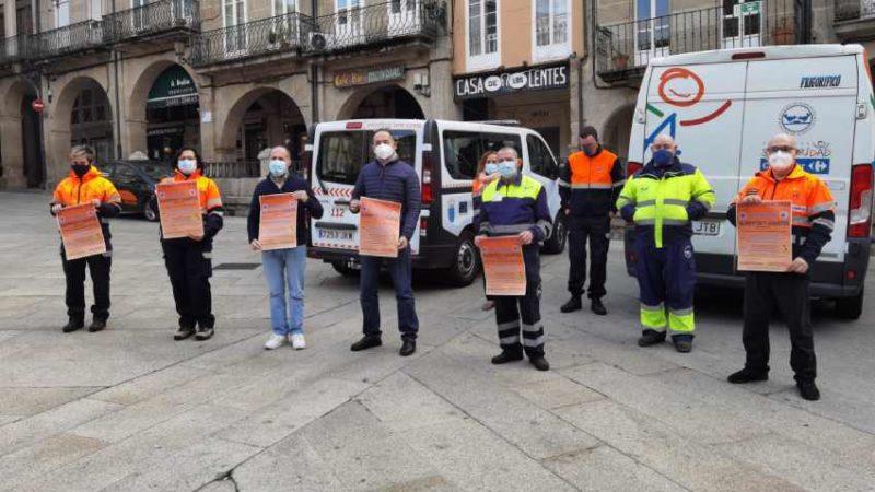 Ourense desenvolverá unha campaña solidaria de recollida de alimentos e de xoguetes