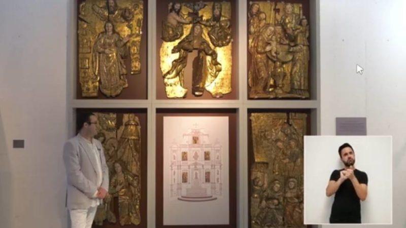 Visita o Museo de Pontevedra a través de YouTube