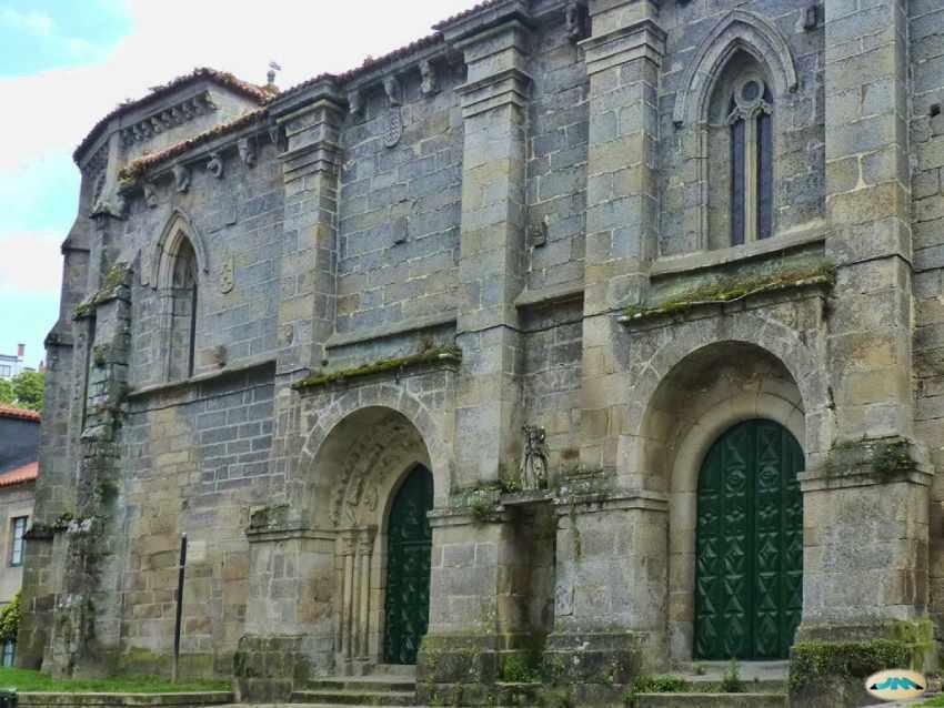 O Concello de Pontevedra negocia a compra do Convento de Santa Clara
