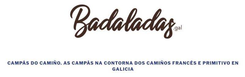 Proxecto Badaladas. Estudo das campás do Camiño de Santiago