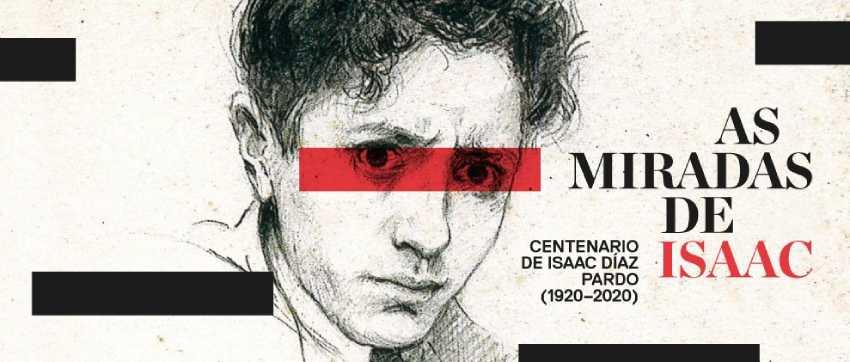 Homenaxe a Isaac Díaz Pardo no Gaiás: 'As miradas de Isaac'