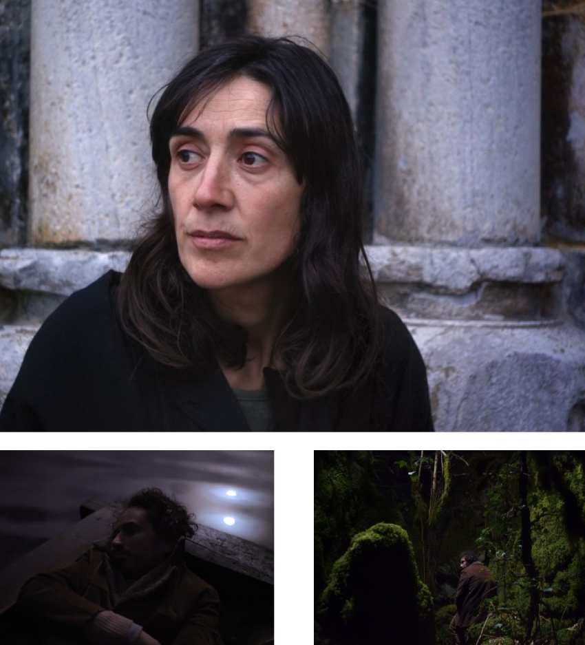 Proxección de 'Longa Noite'. Cineclube Pontevedra