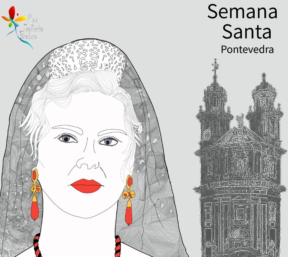 Semana Santa. Pontevedra