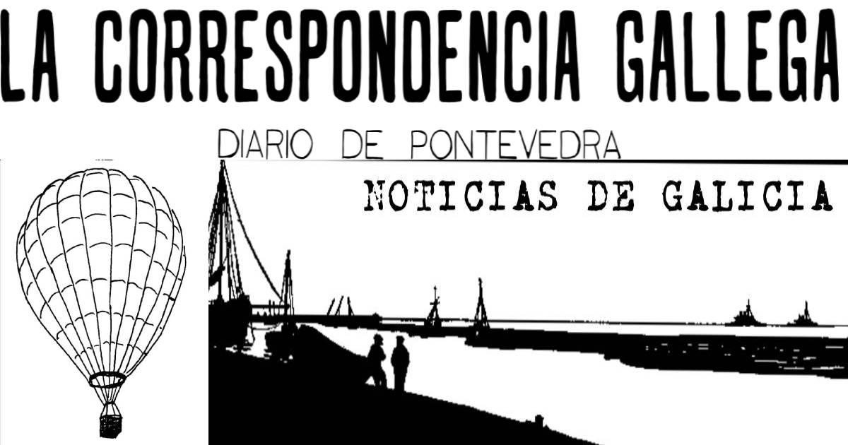 Lunes 14 de Junio de 1897. La Correspondencia Gallega. Diario de Pontevedra. 2ª PARTE