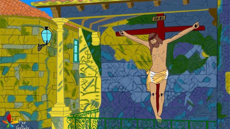 Cristo del Buen Viaje. Pontevedra