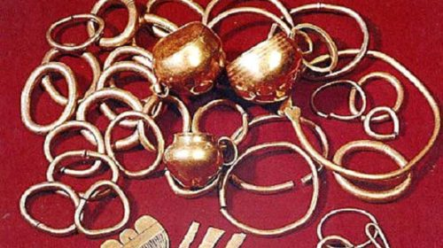 A Maior Concentración De Ouro Prehistórico En Europa