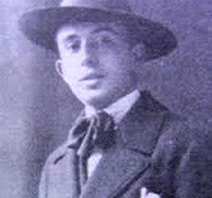 Luís Amado Carballo: O Xove Poeta Pontevedrés