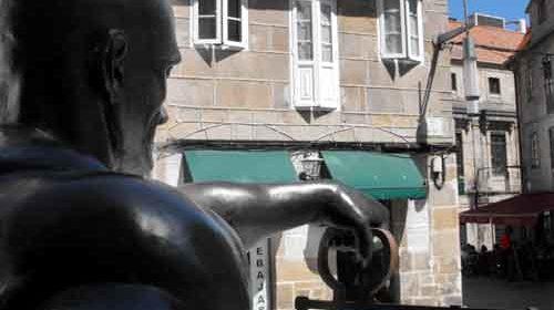 Obra de Ramón Conde en Pontevedra