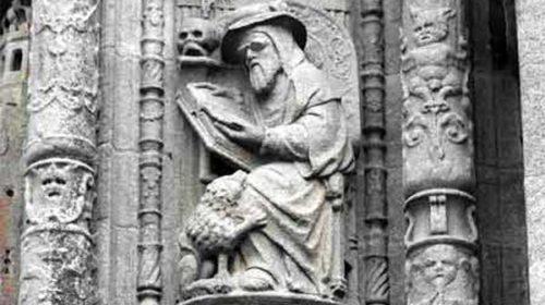 Tres Curiosidades Na Fachada De Santa María