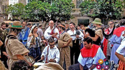 Feria Franca en todo su apogeo