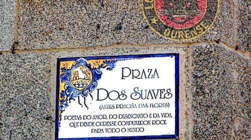 Plaza de Los Suaves; Ourense
