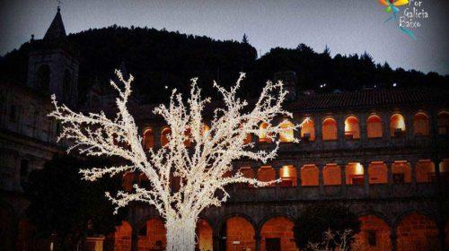 Navidad en el Monasterio de Santo Estevo de Ribas de Sil