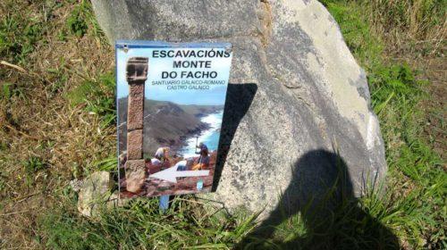O Monte do Facho: Terra Santa Galega