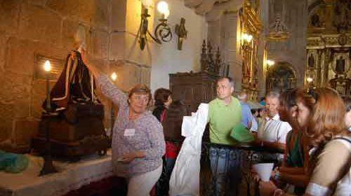 Romería de San Benitiño de Lérez… o máis milagreiro