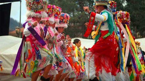 Visitando el Carnaval de Cobres (Fiesta de Interés Turístico de Galicia)