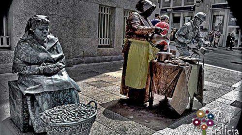 Mimos en la Calle del Paseo; Ourense