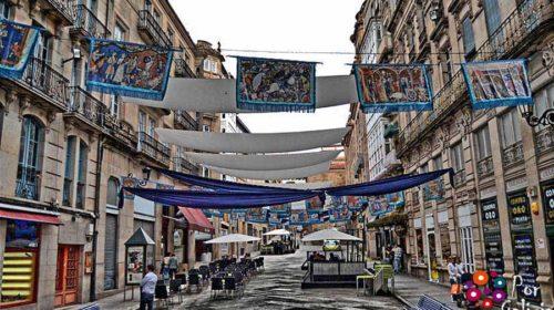 En Santa Eufemia; Fiestas de Ourense
