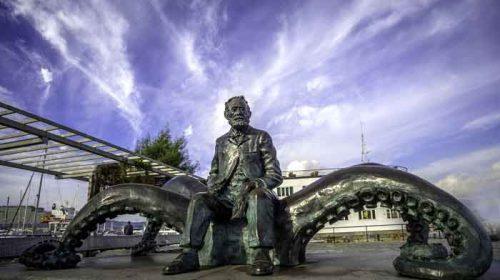 Julio Verne: Cando o Capitán Nemo visitaba Vigo