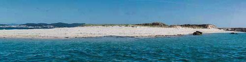 """La isla Guidoiro Areoso …"""" la isla de las Mámoas"""" Parte 1 (Ría Arousa – Pontevedra)"""
