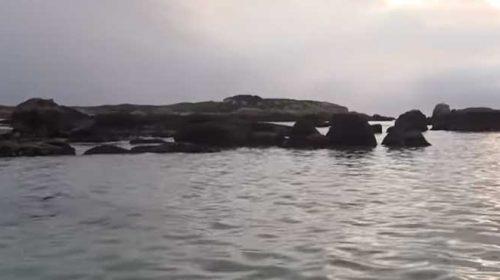 """La isla Guidoiro Areoso …"""" la isla de las Mámoas"""" Parte 2 (Ría Arousa – Pontevedra)"""