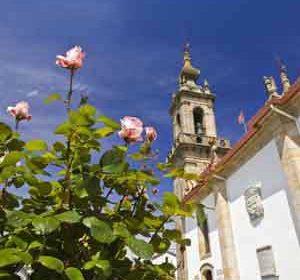 """Santuario e Historia de """" San Campio de Lonxe"""" – Tomiño (Pontevedra)"""
