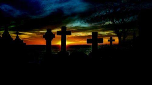 O Cemiterio Dos Ingleses