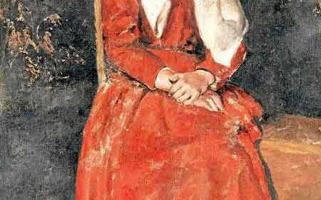 O primeiro amor de Picasso, unha ourensá coruñesa