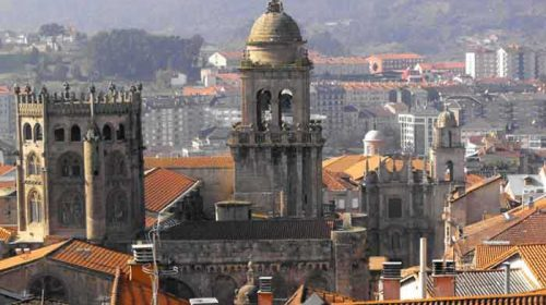 La Catedral de Ourense