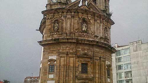 La Iglesia de la Virgen de la Peregrina de Pontevedra