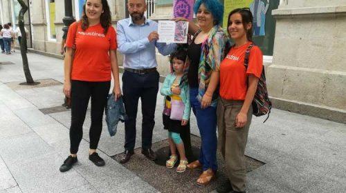 'Engalana a túa árbore' ayudó a visualizar los espacios verdes de la ciudad a través de intervenciones artísticas – Ourense