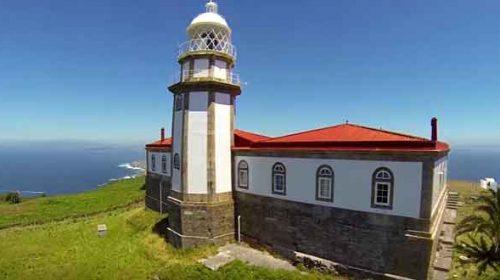 O Faro da Illa de Ons