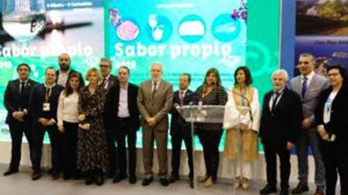 """O Carballiño y O Ribeiro presentaron la campaña """"Con Sabor Propio 2019"""" en Fitur"""