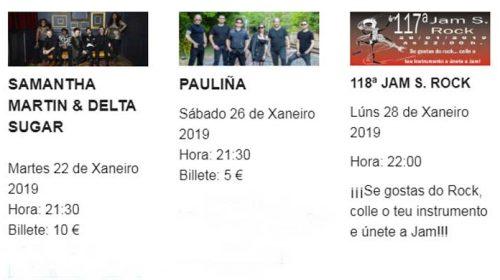 Conciertos en la Auriense Café Cultural. Ourense