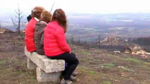 Tomando conciencia cos lumes: O banco máis triste do mundo tamén está en Galicia
