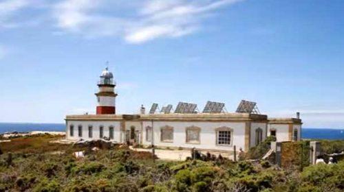 O Faro da Illa de Sálvora