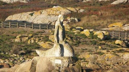 La preciosa leyenda de la Sirena de la Isla de Sálvora