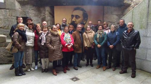 El patrimonio literario y musical sigue consolidándose como  un gran atractivo para los visitantes de Celanova
