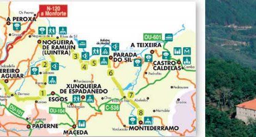 Ruta por la Ribeira Sacra (Ourense – Lugo)