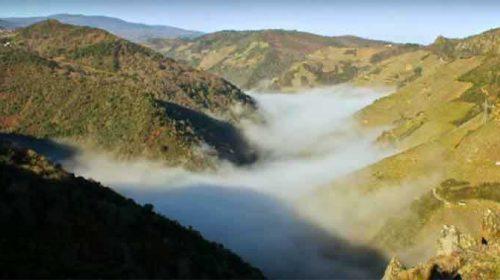 La Ribeira Sacra , delicia y recogimiento en el Sil