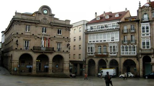 Paseo por Ourense Cidade
