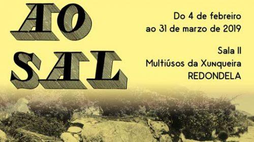 Exposición 'Da Pedra ao Sal'. Redondela