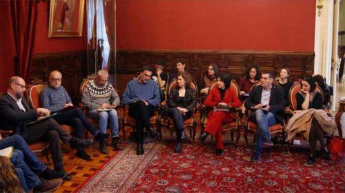 Pontevedra, no cerne da Asociación de entidades locais pola lingua