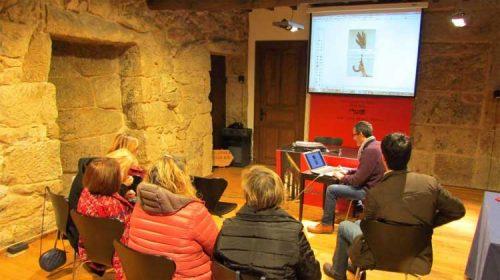 O Obradoiro de Poesía Visual dará lugar a unha Mostra na Casa dos Poetas. Celanova
